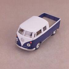 1963 Volkswagen Microbus Twincab Kombi Ute 1:34 Scale 12cm Diecast Model Blue VW