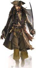 Le capitaine jack sparrow Lifesize Découpe en carton présentoir standup JOHNNY DEPP POTC