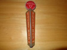 Sawworks Rocky Hop IPA Tap Handle #2 - Excellent Condition - Free US shipping