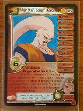 Dragon Ball Z #105 Majin Buu, Gohan Absorbed Lv5 Personality DBZ CCG Limited