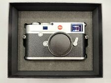 Leica M10 (Silver) - Boxed. Fabulous Lightly Used Condition