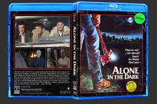 Alone In The Dark (1982) Custom VHS Artwork for blu-ray Case *PLEASE READ*