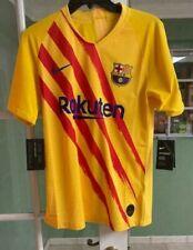 NEW Nike FC Barcelona El Clasico Jersey Soccer Futbol Rakuten CT2528-727 Size S