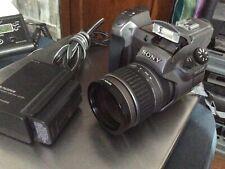 Sony DSC-D770 Digital Still Camera Cyber-shot Pro W/charger Extra Battery