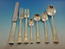 Windham by Tiffany and Co Sterling Silver Flatware Set Service 44 Pieces
