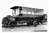pu1291 - North Eastern Railway Bus no 230 - photograph