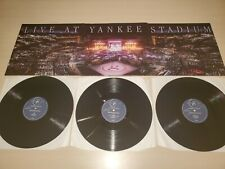 Garth Brooks Legacy Triple Live at Yankee Stadium The Limited Edition 3 LP Vinyl