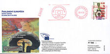"""BR78 FDC European Parliament """"20 years Nuclear disaster of Chernobyl"""" 04-2006"""