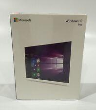 Microsoft Window 10 Pro USB 3.0 32/64 Bit Full Retail Version FQC-08788 Sealed