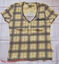 Kurzarm Mädchen-Tops, - T-Shirts & -Blusen aus 100% Baumwolle