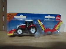 Steyr farm tractor pottinger mower combination toy car 1/87 siku 1672