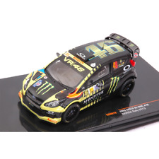 FORD FIESTA RS WRC N.46 RALLY MONZA 2013 ROSSI-CASSINA 1:43 Ixo Model Die Cast