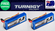 2 Pack Turnigy 2200mAh 2S 25C 7.4v Lipo Pack XT60 JST Battery RC Plane Car Boat