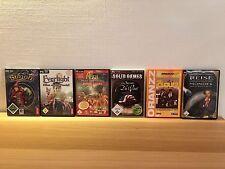 Spiele Bundle 2 - 6 Adventure Spiele für den PC