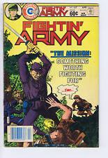 Fightin' Army #157 Charlton 1982