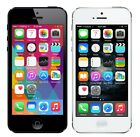 MOVIL APPLE IPHONE 5 32GB NUEVO LIBRE + 1 AÑO GARANTÍA COLOR NEGRO BLANCO