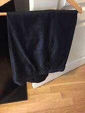 Pantalon Bleu Nuit Daniel Hechter T48 Neuf Laine Soie  Wool Silk