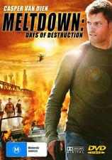 Casper Van Dien MELTDOWN  (DAYS OF DESTRUCTION) - ASTEROID DISASTER DVD