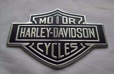 Part For Harley Davidson Bar And Shield Large Metal Emblem / Medallion