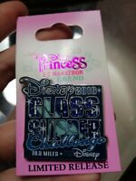 Limited Edition Disney Glass Slipper Challenge Pin 2016