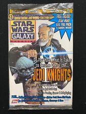 Star Wars Galaxy Magazine Issue #13 New Sealed