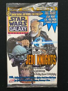 Star Wars Galaxy Magazine Issue #13 New Sealed
