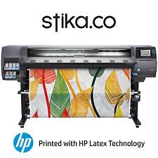 Premium 200gsm Satin Photo Paper Latex Printed Poster Printing Service Next Day