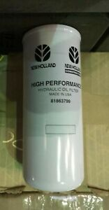 CNH OEM 81863799 Hydraulic Filter to fit New Holland 863799 76042658