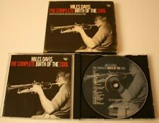 Miles Davis – The Complete Birth Of The Cool CD SLIPCASE