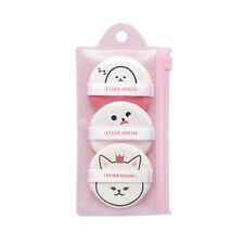 [ETUDE HOUSE] My Beauty Tool Jam Air Puff 3P Set 2017 NEW - Korea Coscetics