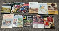 Lot of 11 WATERCOLOR PAINTING Art Books Paint Artist How To Techniques Lesson