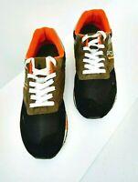 "Polo Sport ""Slaton""Olive & Black Fashion Sneakers Ralph Lauren P67 Size 13D"