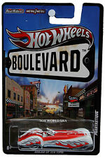 2012 Hot Wheels Boulevard AHEAD OF ITS TIME Phantastique
