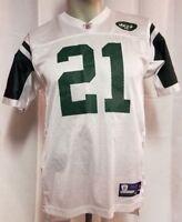 Authentic Reebok NFL New York Jets Ladainian Tomlinson #21 White Jersey Size XL