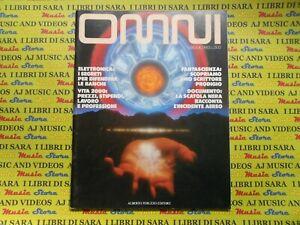 Rivista scienza fantascienza OMNI N.18 Maggio 1983 PERUZZO Fantascienza (LG23)