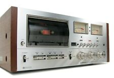 Pioneer Ct-F9191 Vintage Cassette Deck Serviced Dolby Auto-Cr02 W Manual * Nice!