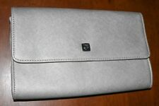 LANCOME Clutch silber Abendtasche Lancôme original Bag  NEU