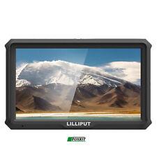 """LILLIPUT MONITOR 5"""" 16:9  4K HDMI PEAKING FHD 1920x1080 NUOVO MODELLO"""
