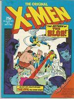 X-Men #13 : Vintage Marvel comic from July 1983