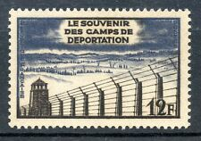 STAMP / TIMBRE FRANCE NEUF N° 1023 ** LIBERATION DES CAMPS DE DEPORTATION