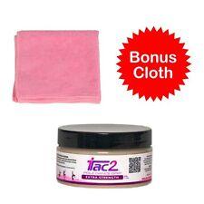 Itac2 Pole Dance Grip 200gm Large Tub Extra Strength aka Level 4 & Pink Cloth