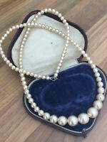 Faux PEARL Single Strand NECKLACE