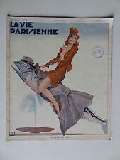 REVUE LA VIE PARISIENNE N° 14 AVRIL 1938
