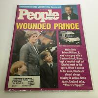 People Magazine: Jun 17, 1991 - Wounded Prince is rushed in the hospital