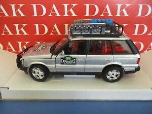 Die cast 1/24 Modellino Auto Range Rover 4x4 Driving Experience by Burago