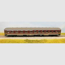 Carrozza FS Tipo X di 1/2° classe livrea rosso fegato - Art. Acme 50746