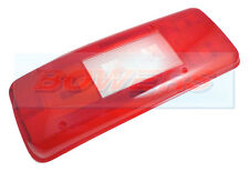 DAF CF LF XF 2012> TRUCK GENUINE O/E HELLA REAR TAIL LIGHT/LAMP REPLACEMENT LENS