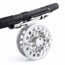 Fly Fishing Reel 1/2 Wt Large Arbor Aluminum Saltwater Freshwater 2020