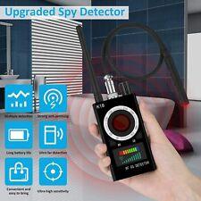K18 Anti-Spy RF Detector Camera Finder Audio Bug Finder Wireless GPS Signal Scan