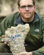 """Josh Gates host of Expedition Unknown TV Show 8x10"""" Reprint Signed Photo #2 RP"""